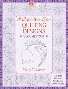 Follow-the-Line Quilting Designs Volume Four