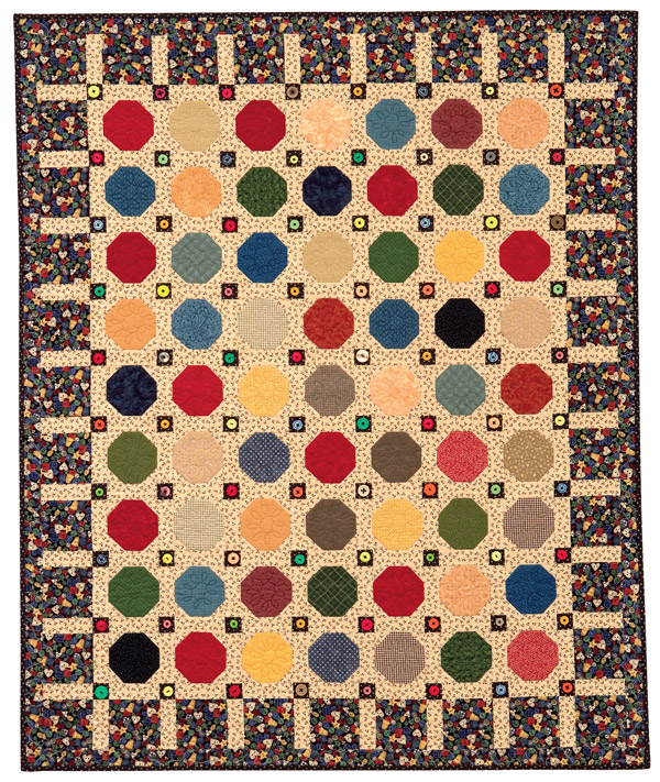 Just Buttons quilt