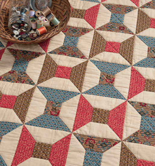 more take 5 quilts 11