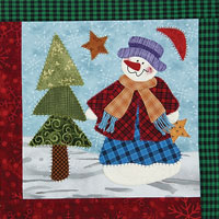 Isabelle quilt block by Lynda Howell