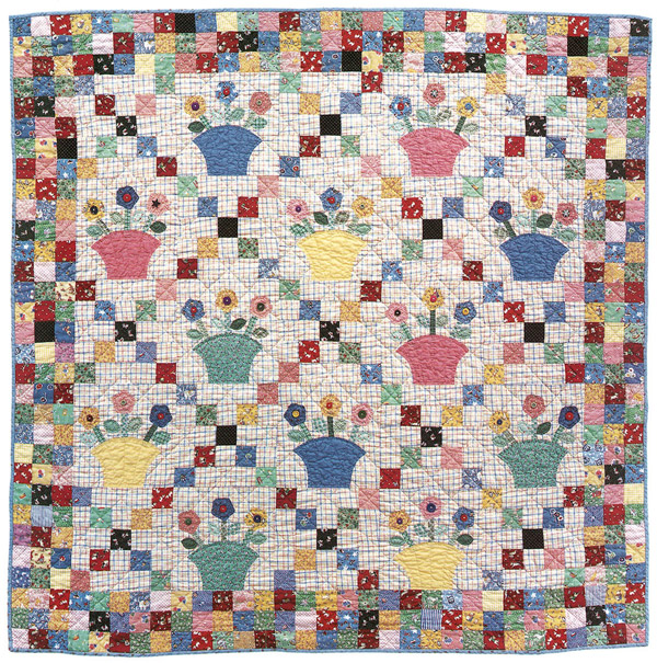 Patchwork Quilt Block Patterns Free : The location of ?That? Patchwork Place revealed (+ free applique pattern!) - Stitch This! The ...