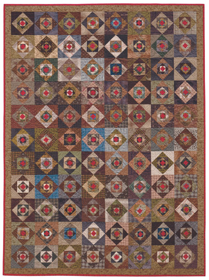 from Small Pieces, Spectacular Quilts