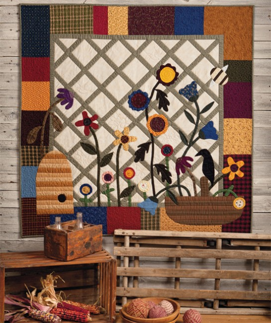 At Home with Country Quilts 4