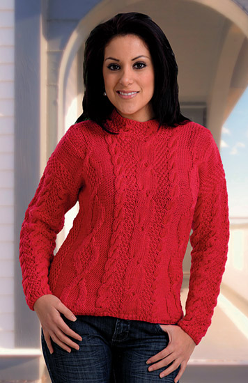 Easy Cable Knits for All Seasons 7