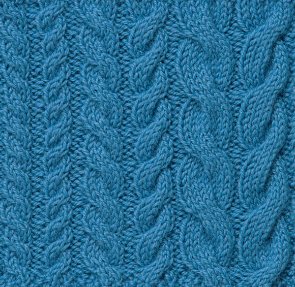 How To Knit A Cable Easy As 1 2 4 3 Stitch This The