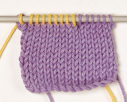 Knitting Joining Yarn Knot : Joining new yarn in knitting u2013 7 ways stitch this! the martingale blog