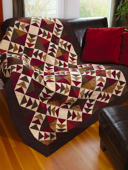 1 Don's Goose from Urban Country Quilts