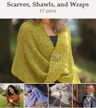 Pin, Pinner, Pinterest: inspiring knit and crochet