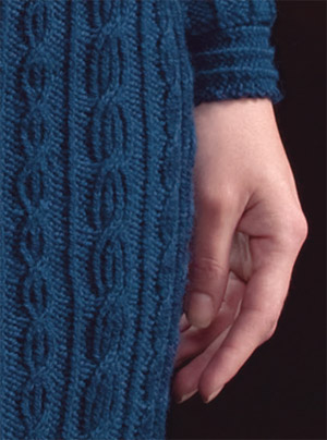 ergonomic knitting tips