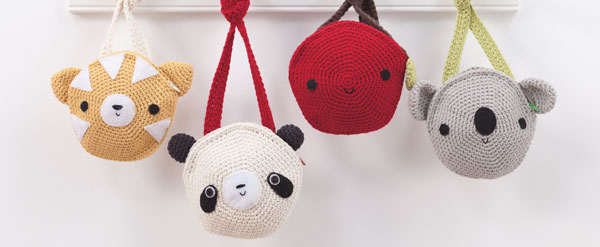 Whimsical Totes And Bags For Kids Amigurumi On The Go Stitch