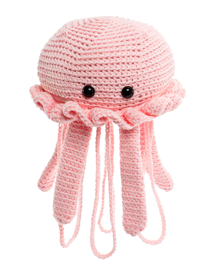 Octopus from Crocheted Softies