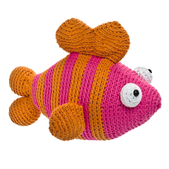 Fish from Crocheted Softies