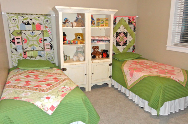 Home Sweet Quilt--bed toppers