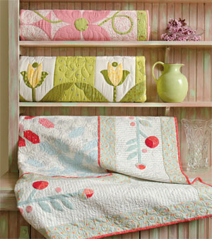 Projects from Home Sweet Quilt