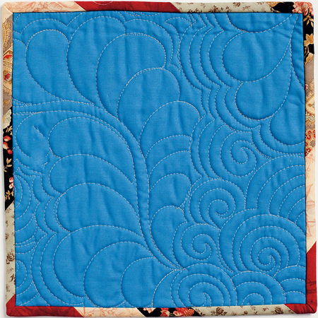 Blog tour! Skip the Borders - quilt binding ideas - Stitch This ... : quilt borders and bindings - Adamdwight.com