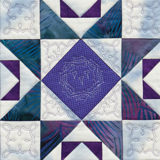 Crown of Thorns block