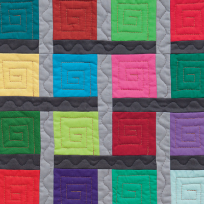 Colorful, quick, striking – solid quilts! - Stitch This! The ... : solid quilt - Adamdwight.com