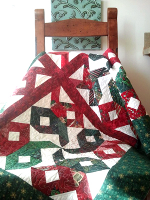 How to machine quilt for beginners - Stitch This! The Martingale Blog