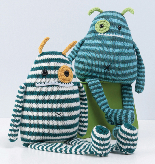 Knit a Monster Nursery 11