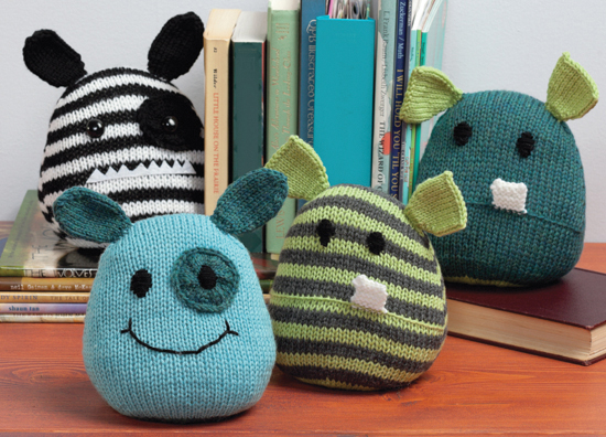 Knit a Monster Nursery 13
