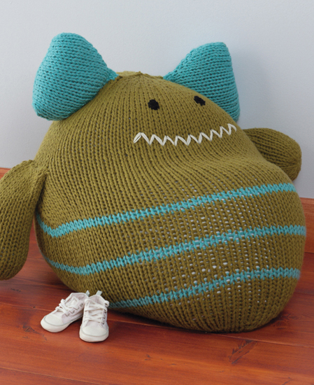 Knit a Monster Nursery 15