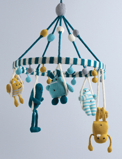 Knit a Monster Nursery 8