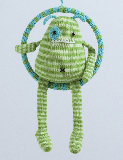 Knit a Monster Nursery 9
