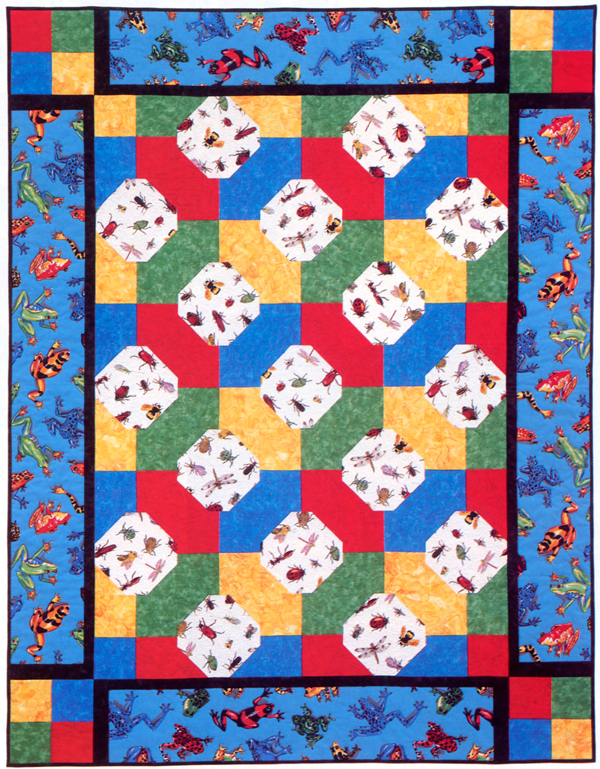 Lunchtime! quilt
