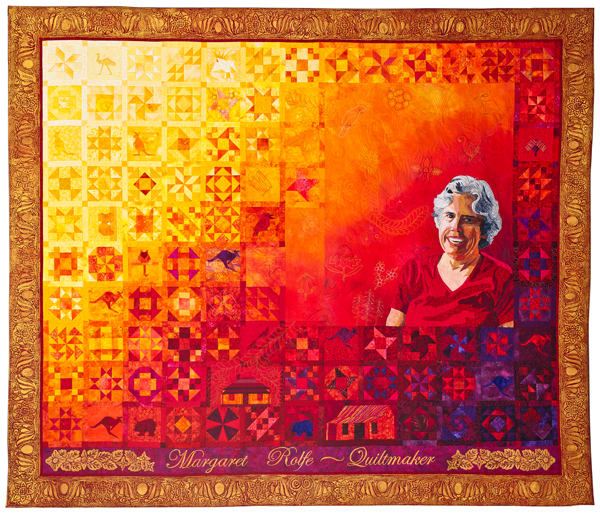 The Quiltmaker by Jenny Bowker