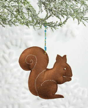 Oh Nuts ornament