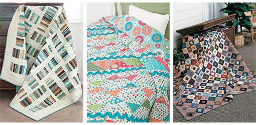Easy Quilts for Beginners and Beyond