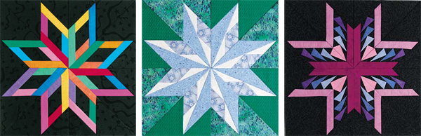 Blocks from 50 Fabulous Paper-Pieced Stars