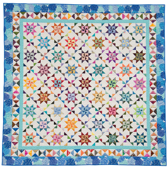 Scrap quilting secrets for bed quilts stitch this the martingale blog happy days quilt fandeluxe Choice Image