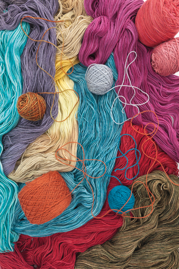 How to sort your yarn stash