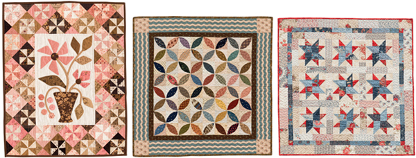 Projects from 101 Fabulous Small Quilts