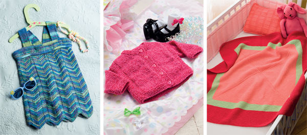 Projects from Knit Boutique