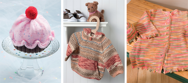 Projects from Knits for Kids
