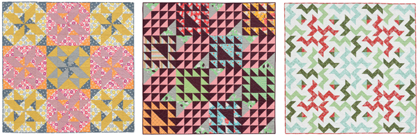 Projects from Large-Block Quilts