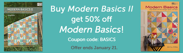 BOGO sale! Modern Basics I and II