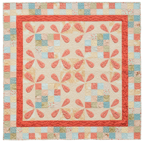 Honey Bee from Pretty Patchwork Quilts