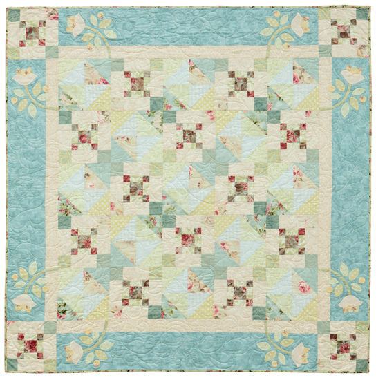 Sea Breeze from Pretty Patchwork Quilts