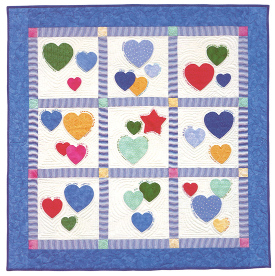 Baby-quilt designs: easy, easier, easiest - Stitch This ...