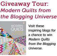 Modern Quilts from the Blogging Universe Blogroll