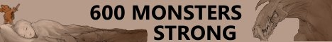 600 Monsters Strong