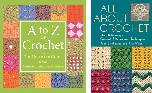 A to Z of Crochet and All About Crochet