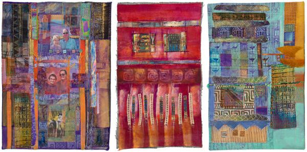 Becoming a quilt artist: inspiration, tips, talk - Stitch This ... : artistic quilts - Adamdwight.com