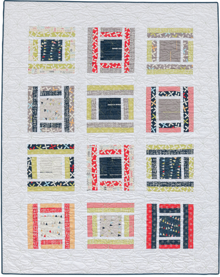 Red-Letter Day quilt