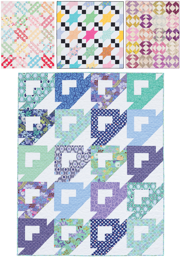 Cathy's favorites from Large-Block Quilts