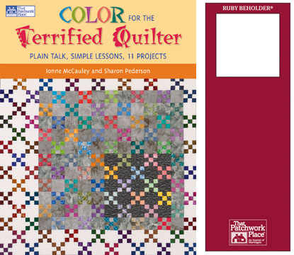 Color for the Terrified Quilter and Ruby Beholder