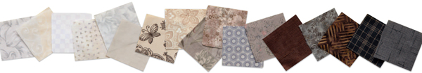 Fabrics for neutral quilts